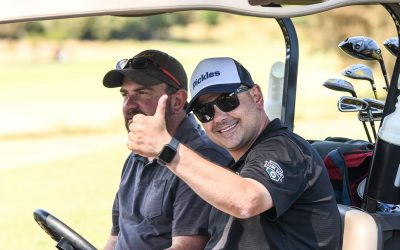 Care Safe brings the goods at the 2021 Civil Contractors Federation SA Golf Day